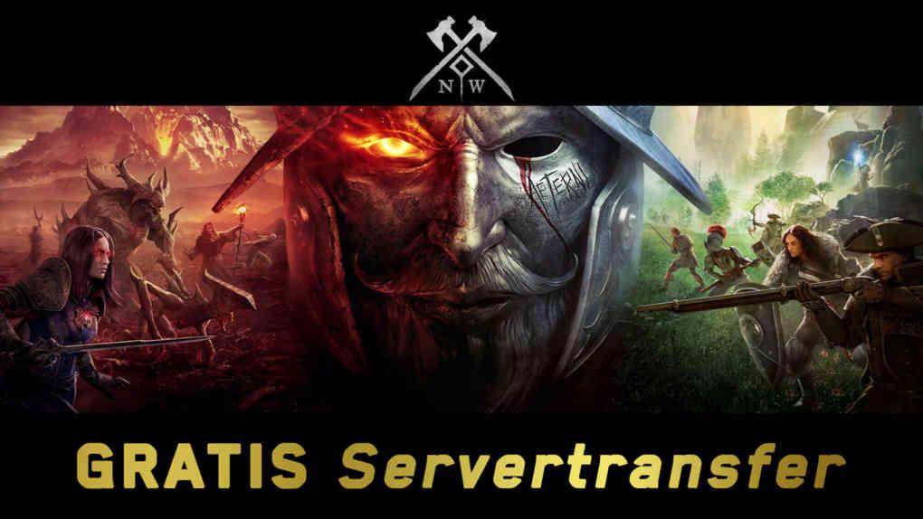 new world servertransfer