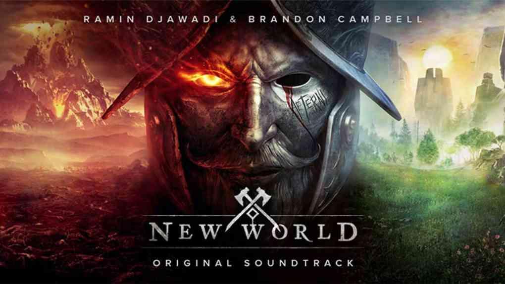 new world soundtrack