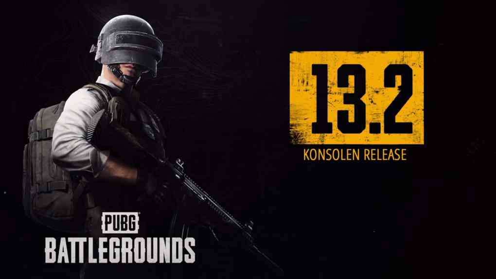 pubg update 13 2 konsole