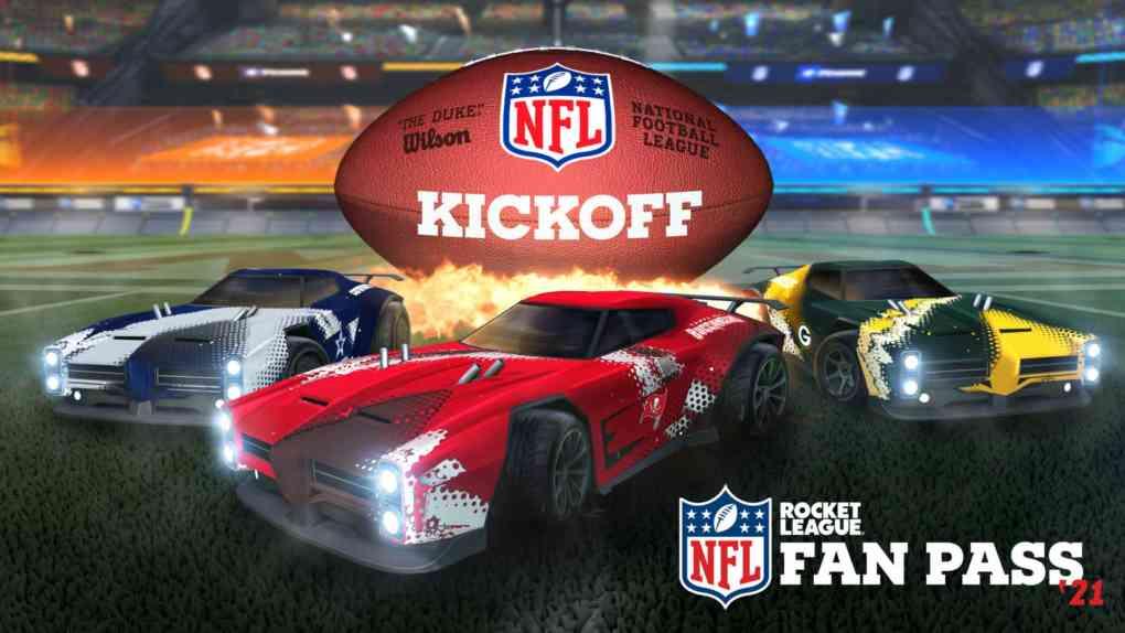rocket league nfl fanpass