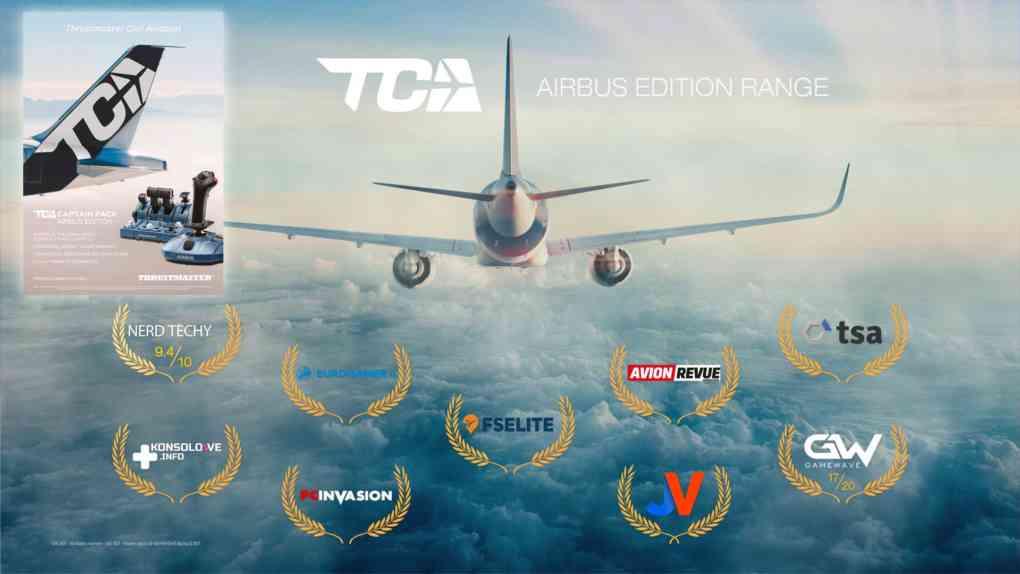 thrustmaster tca captain pack airbus edition