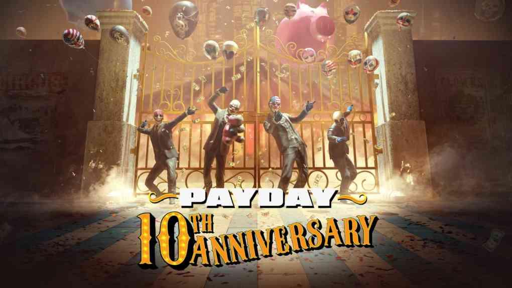10 Jahre PAYDAY