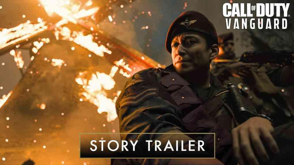 Call of Duty® Vanguard Story Trailer 1