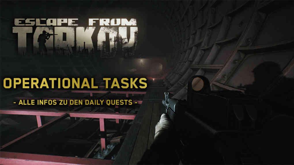 EFT Operational Tasks