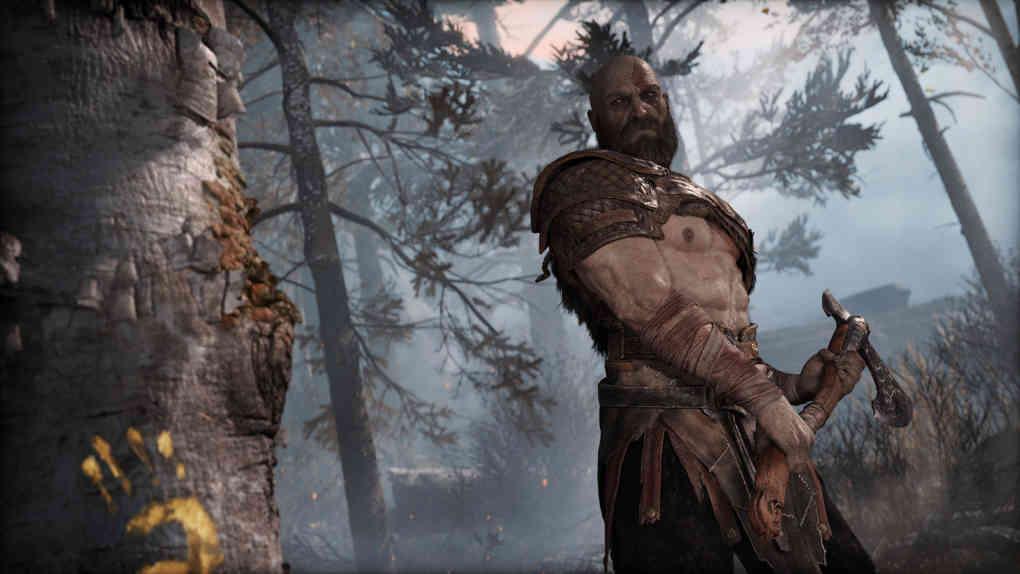 God of War PC Announce Screenshot 01 090121