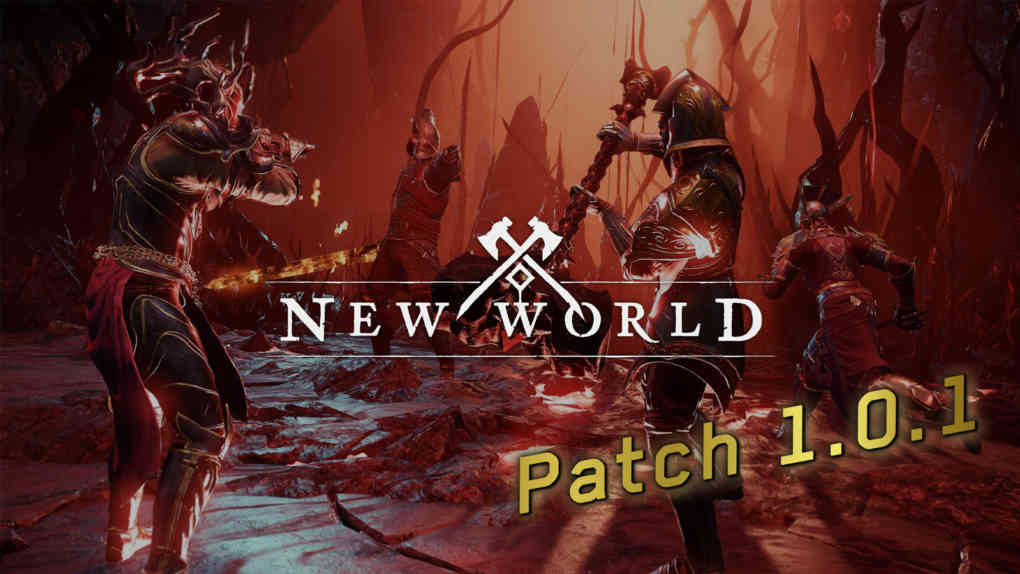 NW Patch 1.0.1