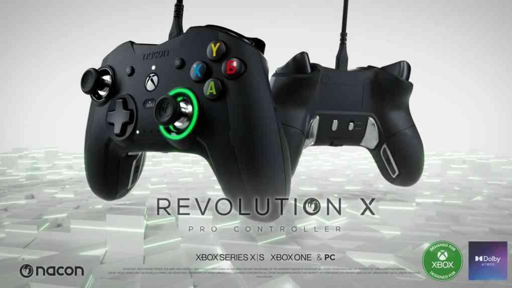 Nacon Revolution X Pro Controller for xbox
