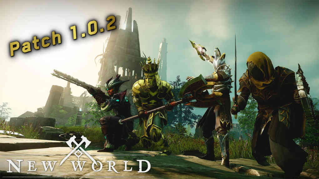 New World Patch 1.0.2