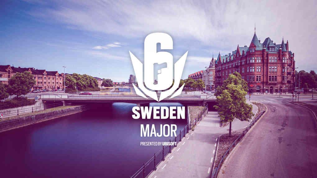 R6esports SixSwedenMajor keyart 20211005 6PM CEST @DanielBernstal kleiner