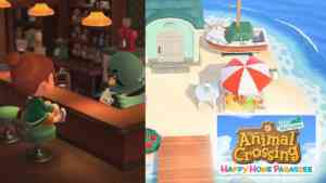 acnh updatehappy home paradise