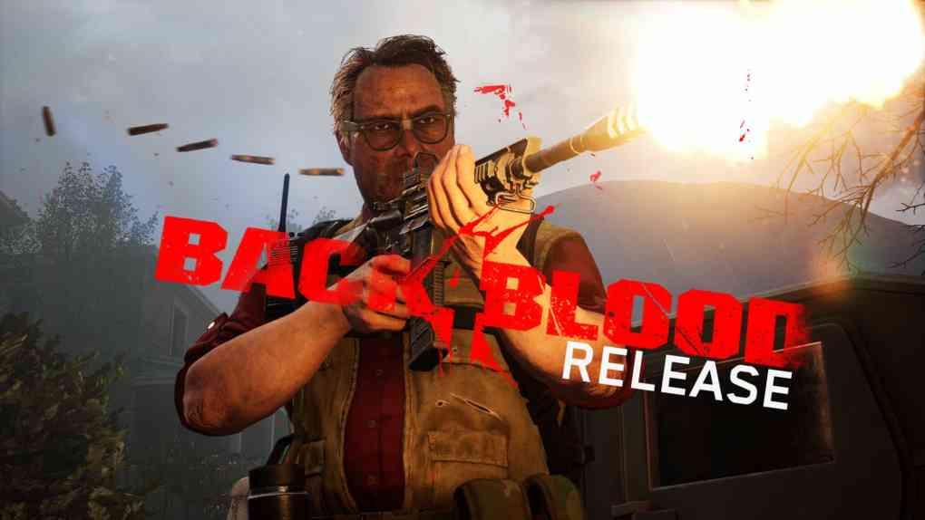 back 4 blood release