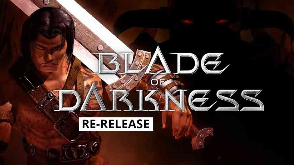 blade of darkness re release launch