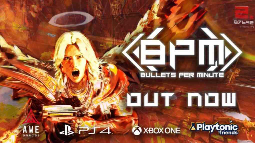 bpm bullets per minute release