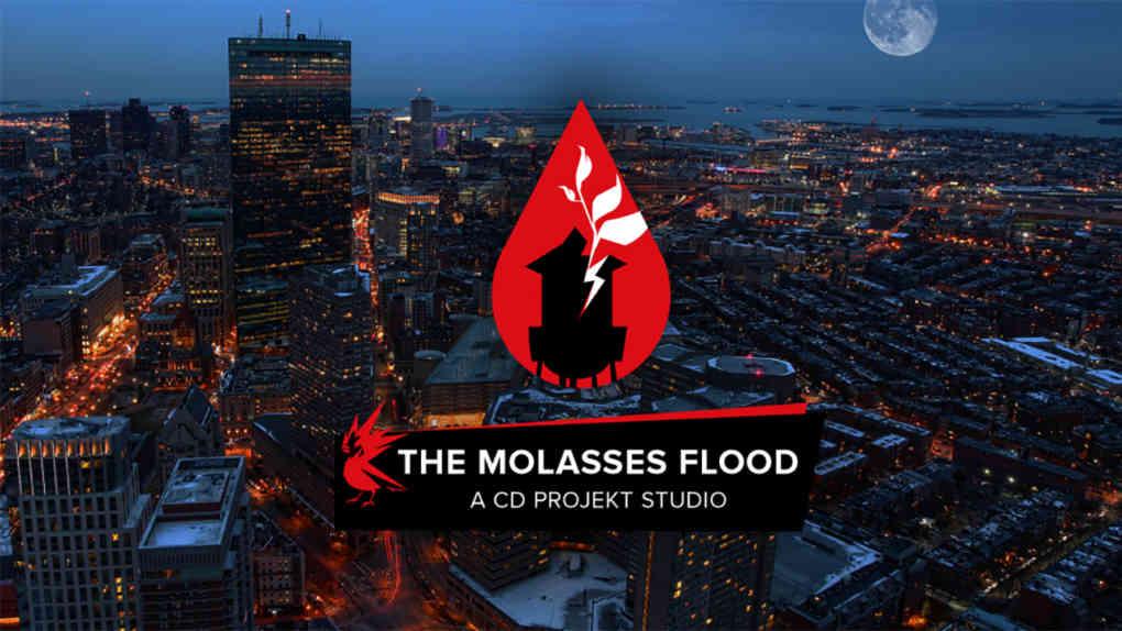 cdpr x the molasses flood