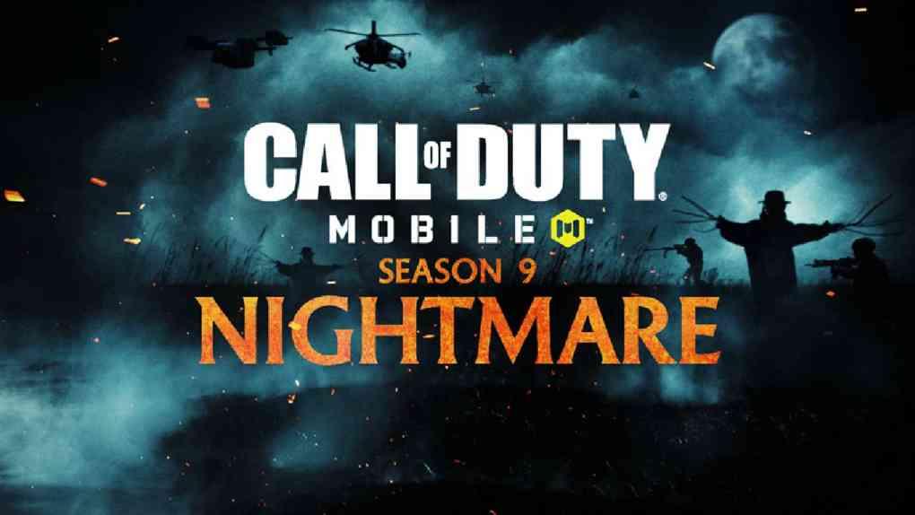 cod mobile season 9 nightmare