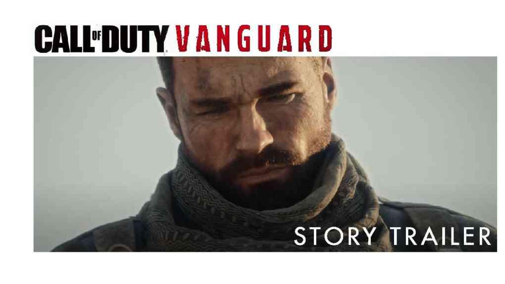 cod vanguard story trailer