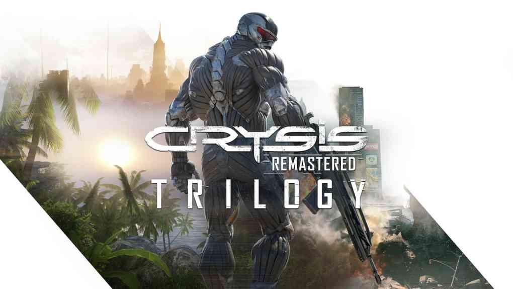 crysis remasteered trilogy release