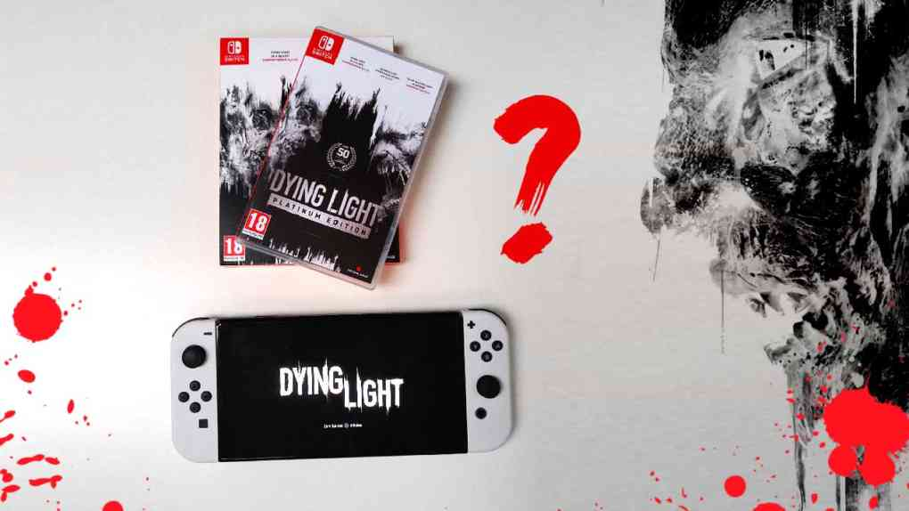 dying light switch release