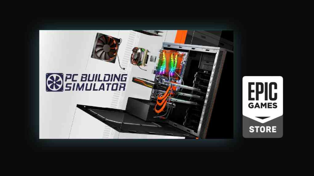 epic game free game 2021 pc building simulator