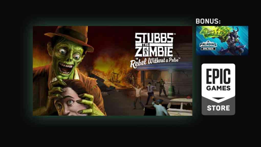 epic game free game 2021 stubbs the zombie