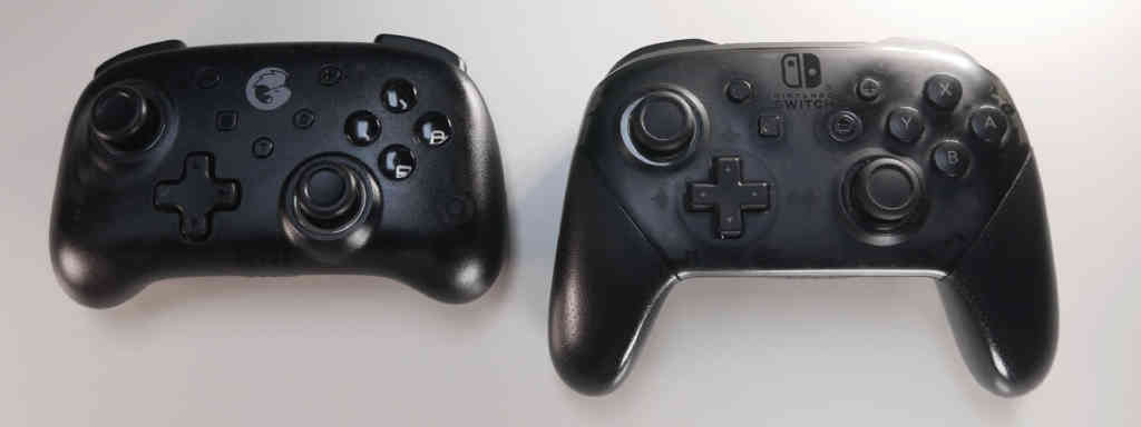 gamesir t4mini nintendo switch pro controller