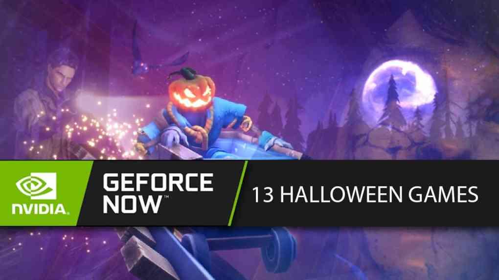 geforce now halloween games