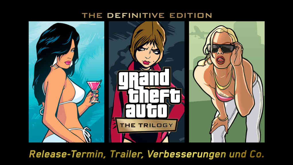 gta the trilogy announce details