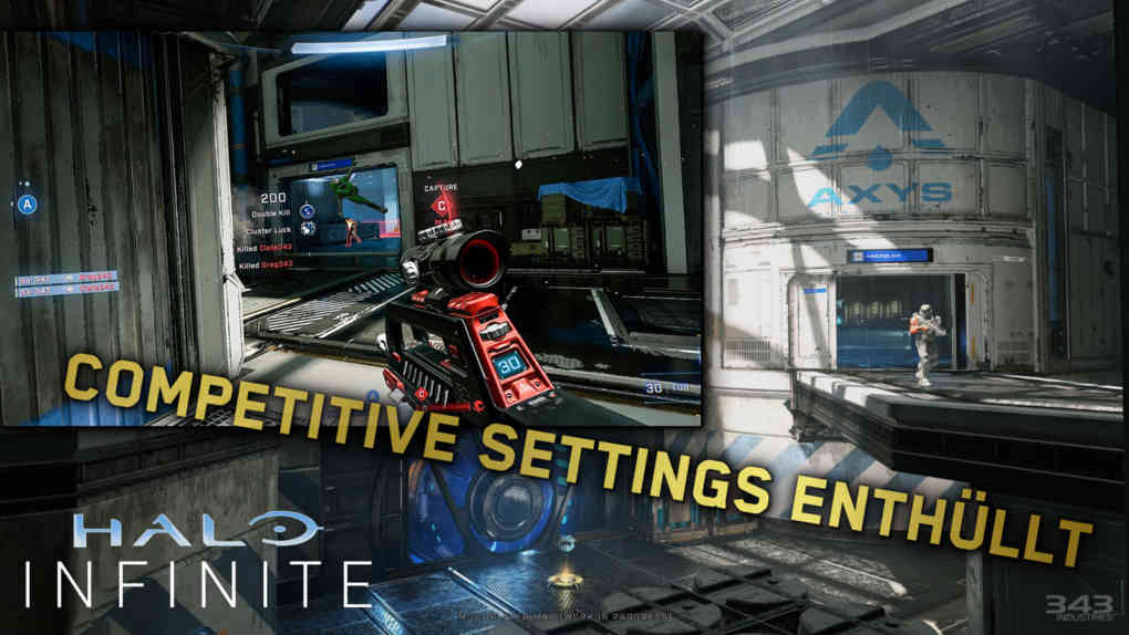 halo infinite competitive settings reveal