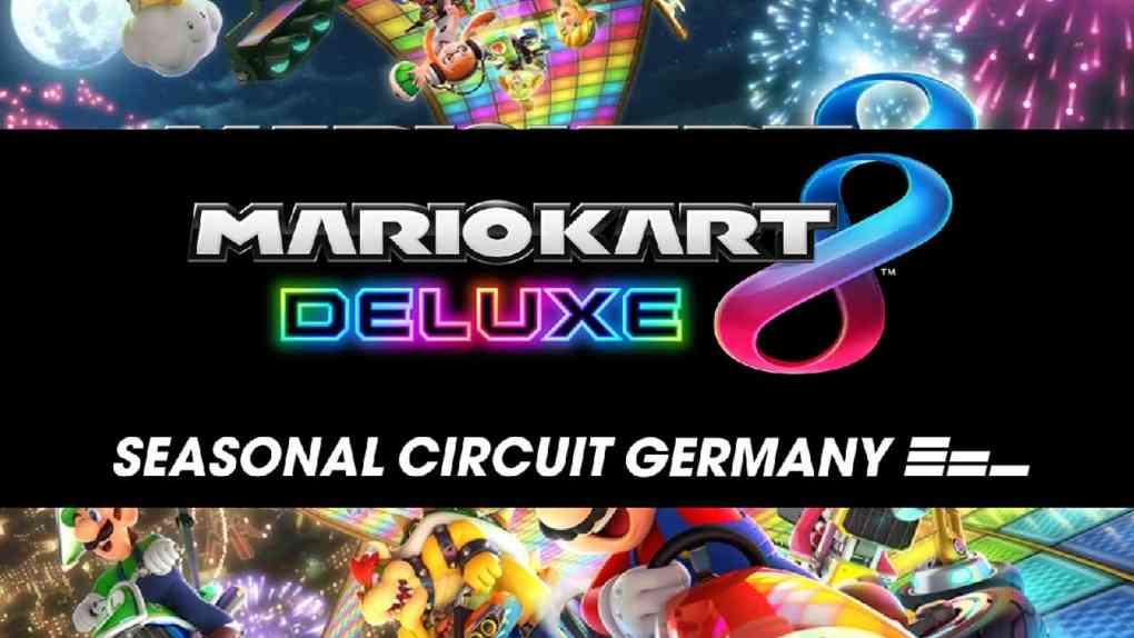 mario kart seasonal curcuit germany