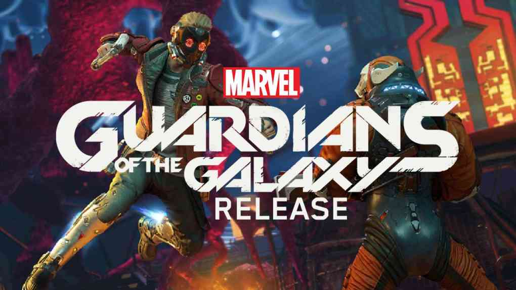 marvel guardians of the galaxy release