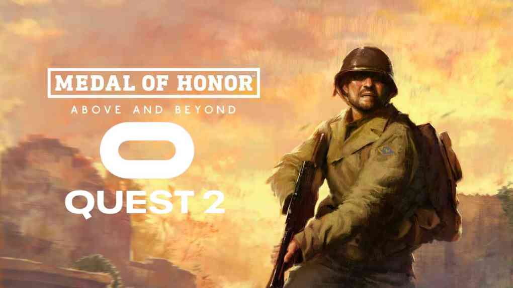 medal of honor above and beyond oculus quest 2