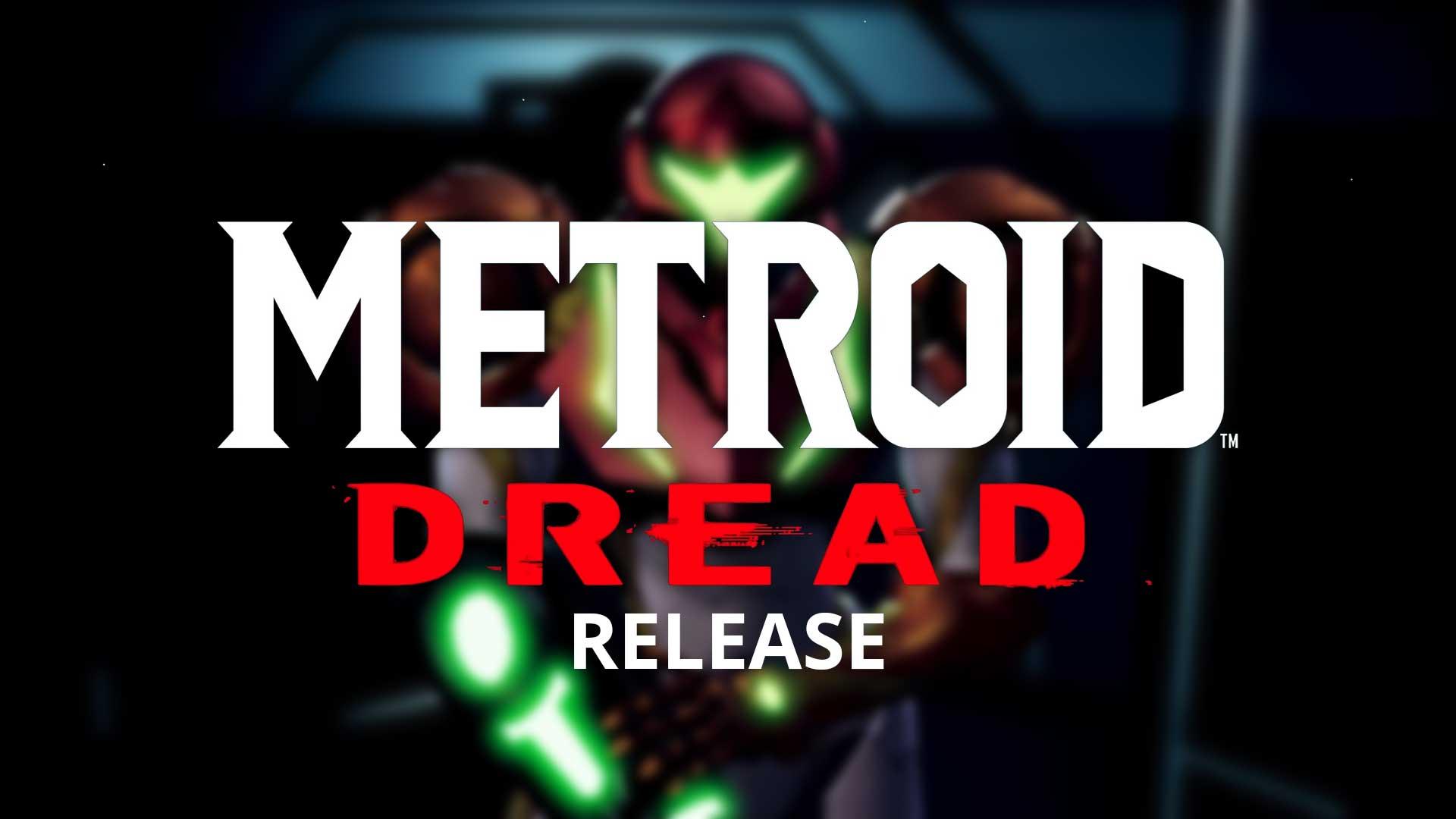 metroid dread release