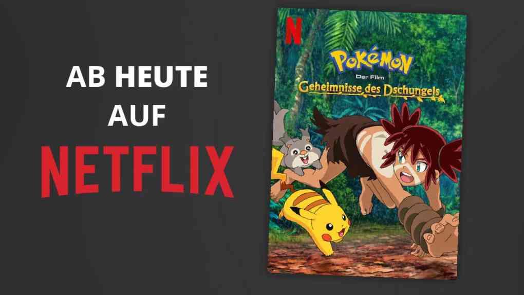 neuer pokemon film auf netflix