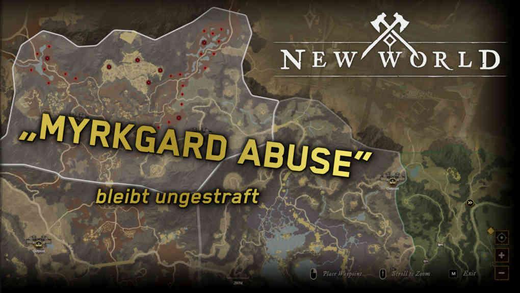 new world myrkgard portale