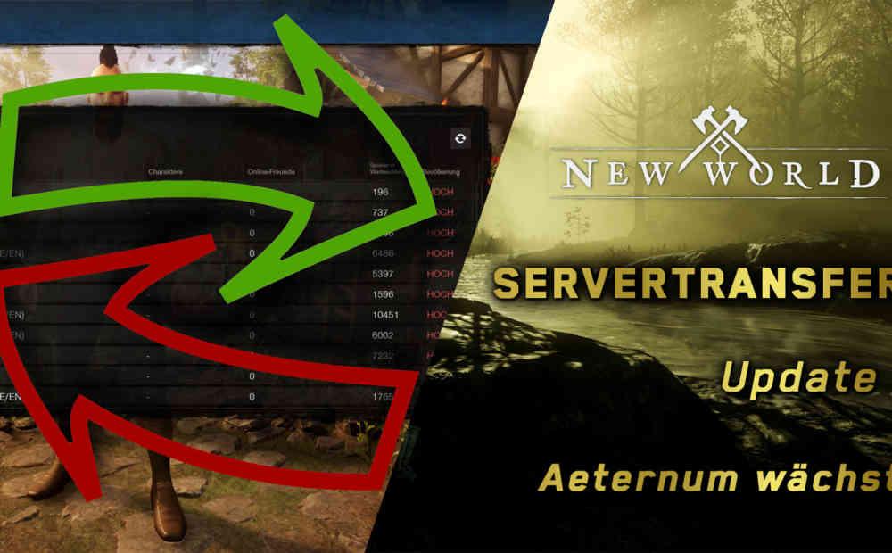 new world servertransfers details 2