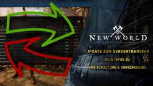 new world servertransfers details