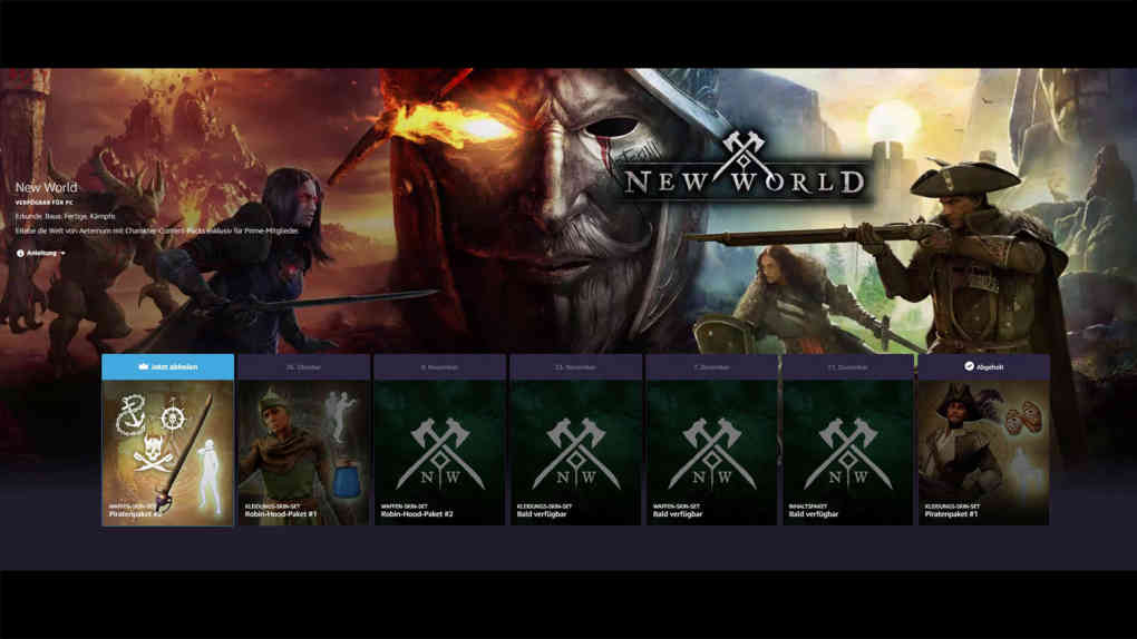 new world twitch prime pack 2