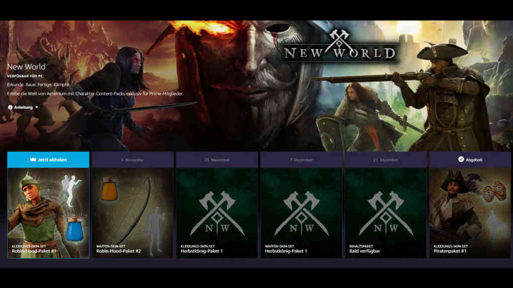 new world twitch prime pack 3