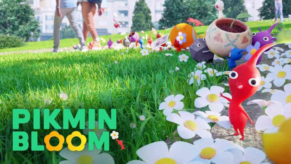 pikmin bloom