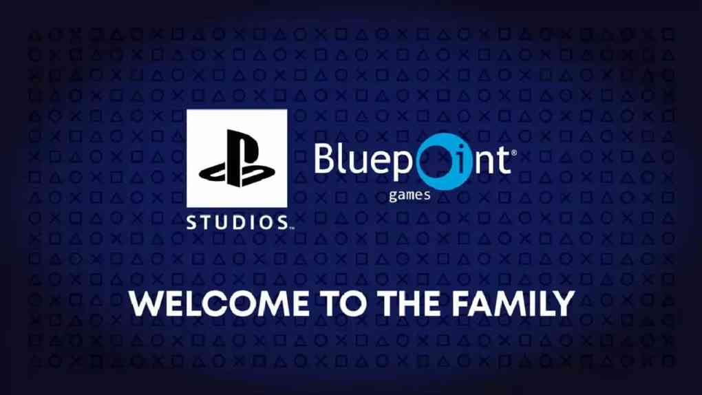 playstation Bluepoint PS Studios