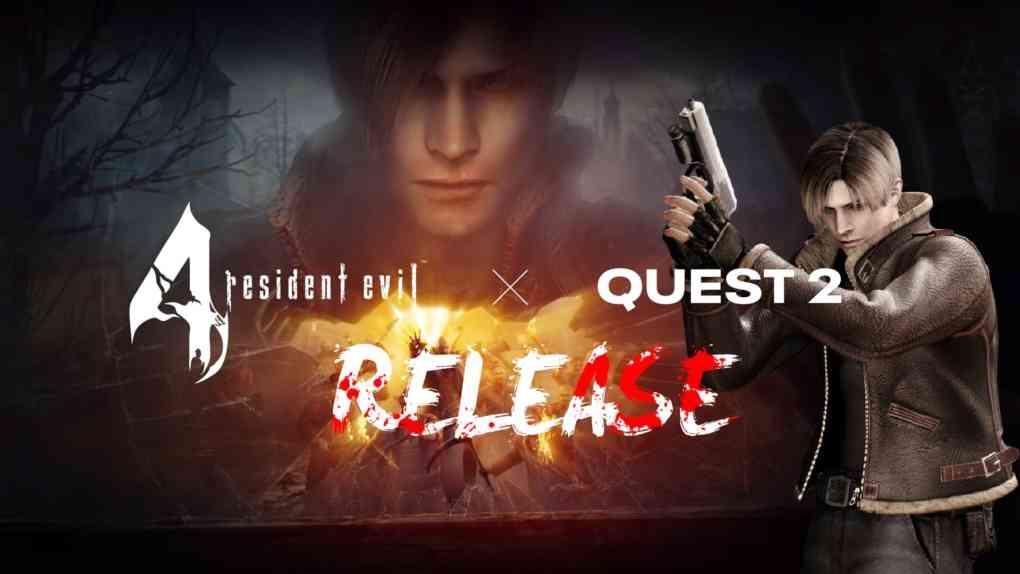 resident evil 4 vr release