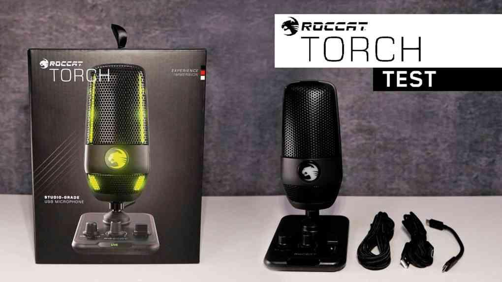 roccat torch test