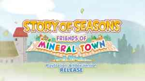 story of seasons friends of mineral town xbox playstation