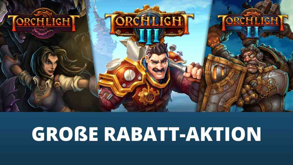 torchlight 12th anniversary rabatte