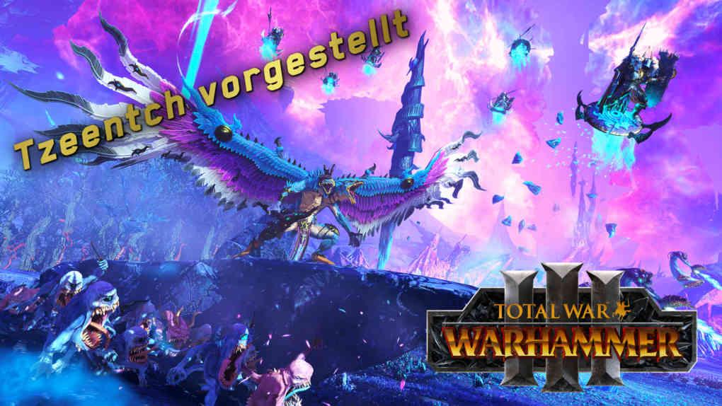 total war warhammer 3 tzeentch