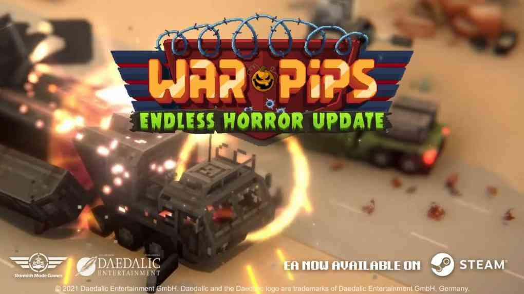 warpips endless horror update
